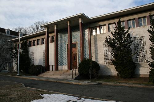 iran former embassy