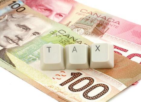 tax canada