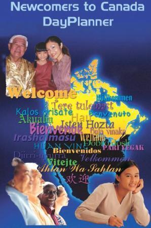 کتاب روزهای اول ورود به کانادا Newcomers Canada