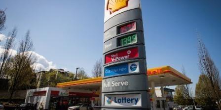 مصرف بنزین در کانادا