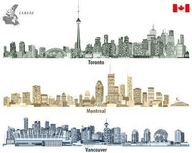 تورنتو-ونکوور-مونترال