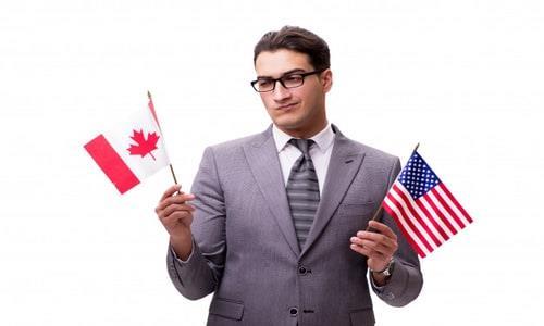 تاثیر انتخابات ایالت متحده بر مهاجرت کانادا